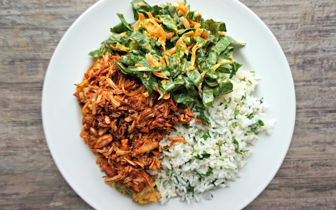 Pulled Chipotle BBQ Jackfruit