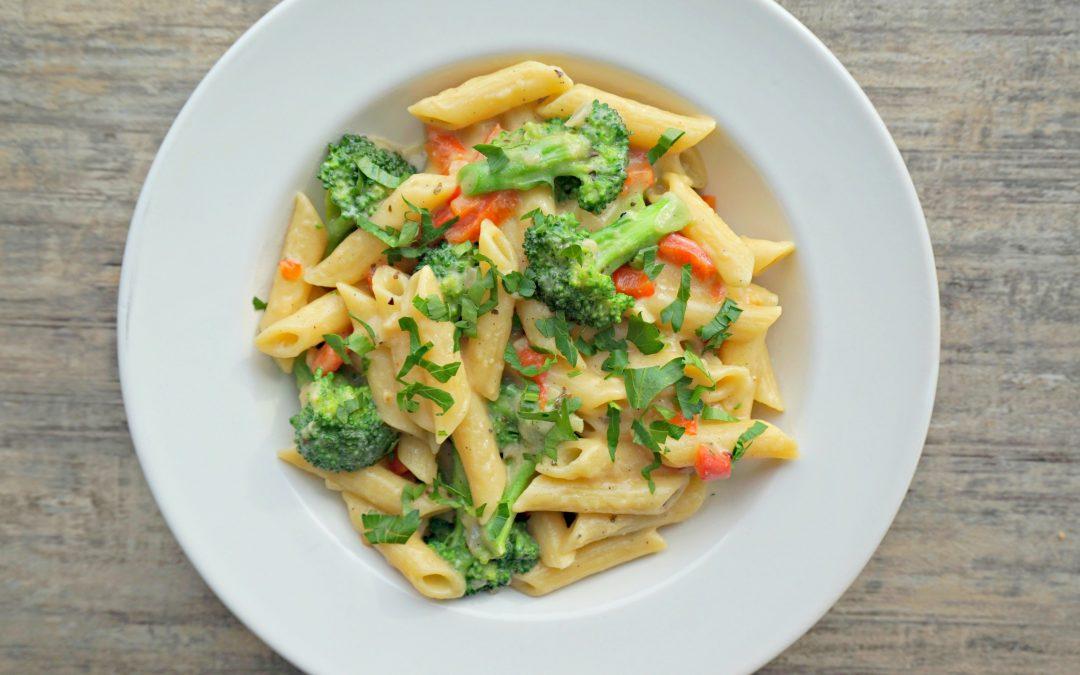 Creamy Broccoli Penne