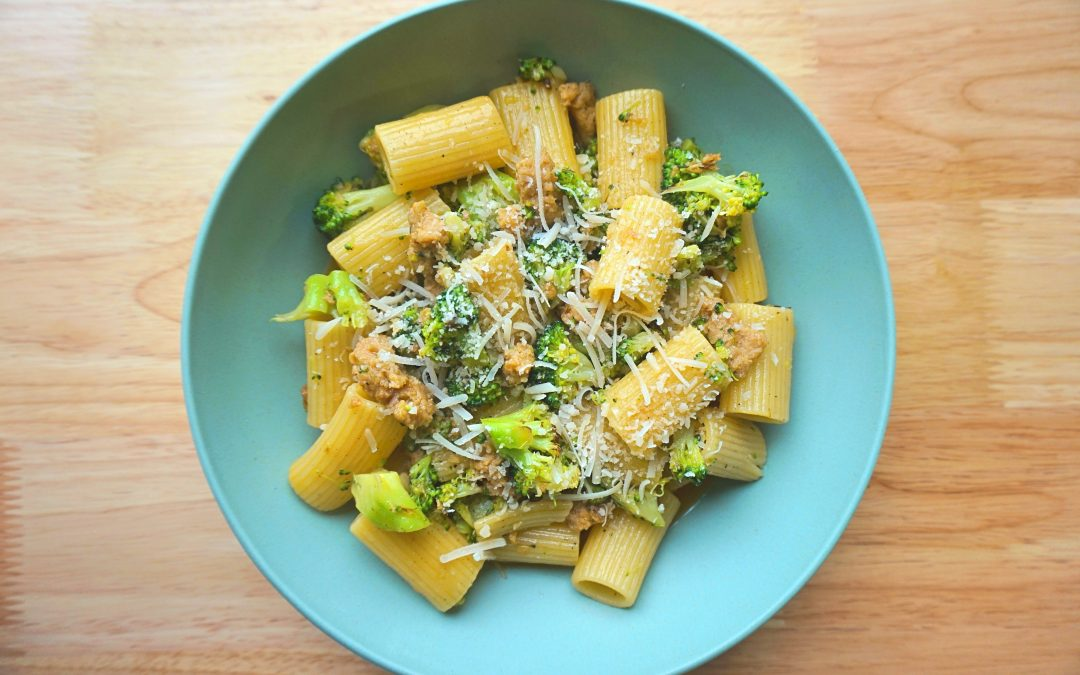 5 Ingredient Rigatoni
